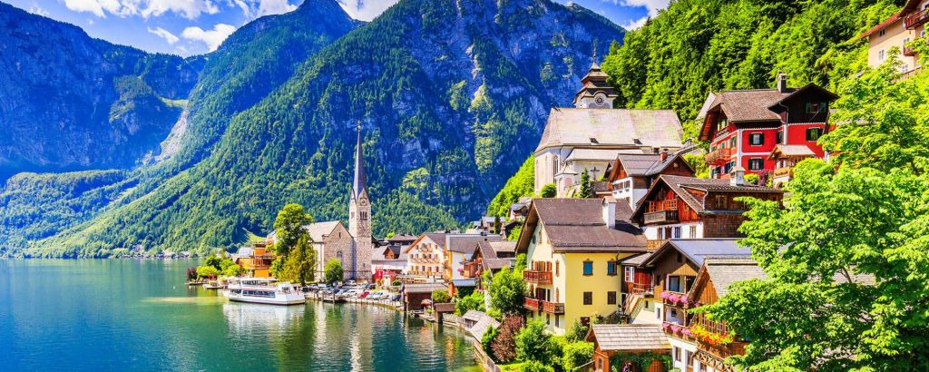 Austria Ten Lakes Trekking Tour Header