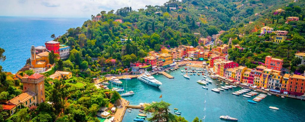 Cinque Terre Portofino Walking Tour Header