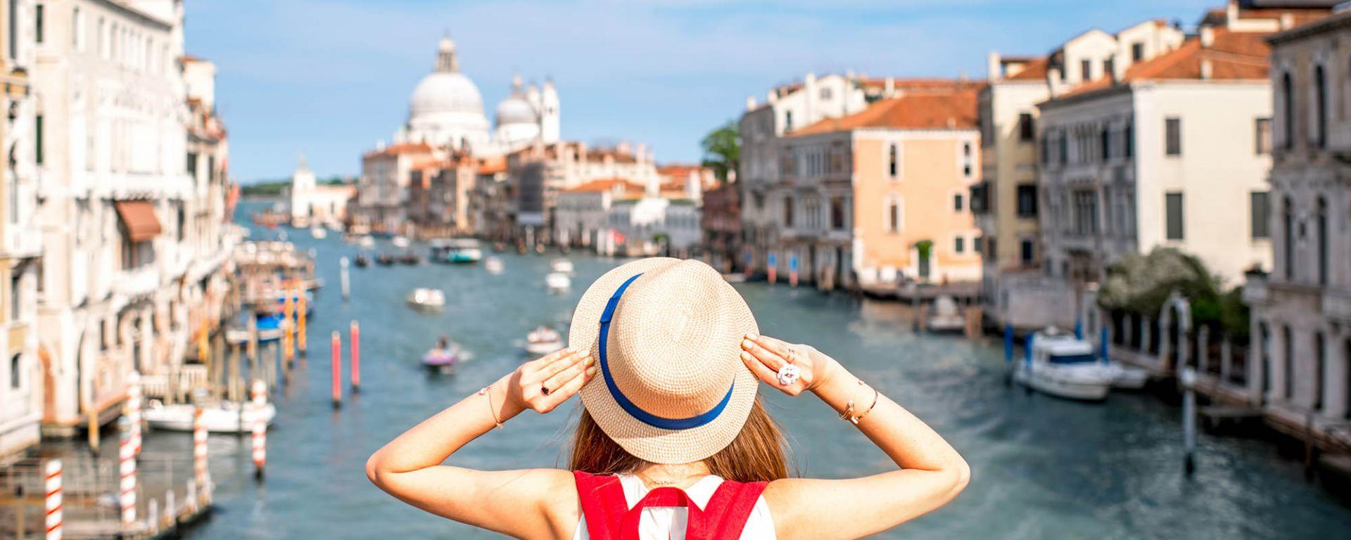 Lake Garda Venice Walking Tour Header