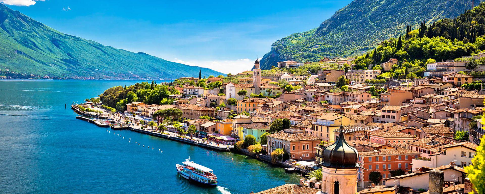 Meran To Lake Garda Hike Header