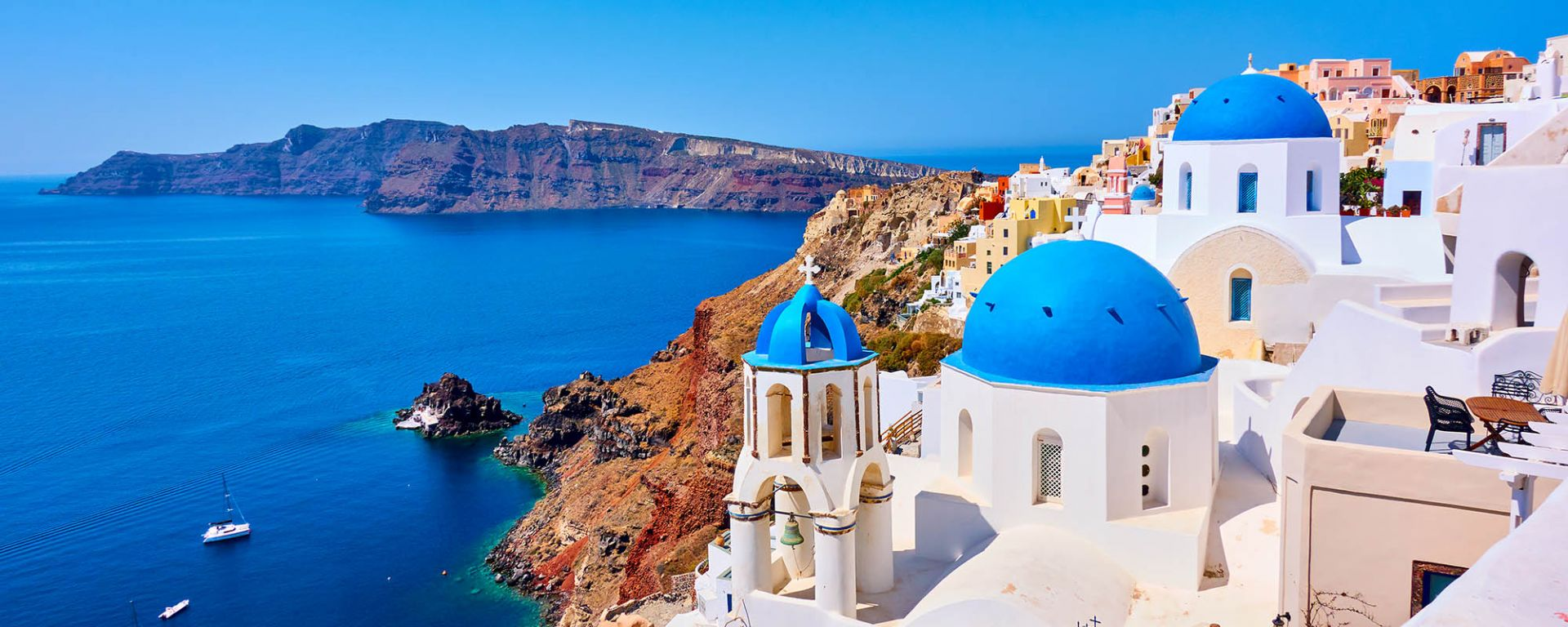 Santorini Walking Tour Header