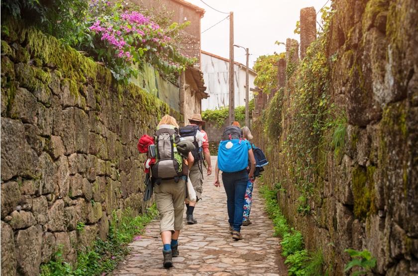 Camino de Santiago Uwalk.ie