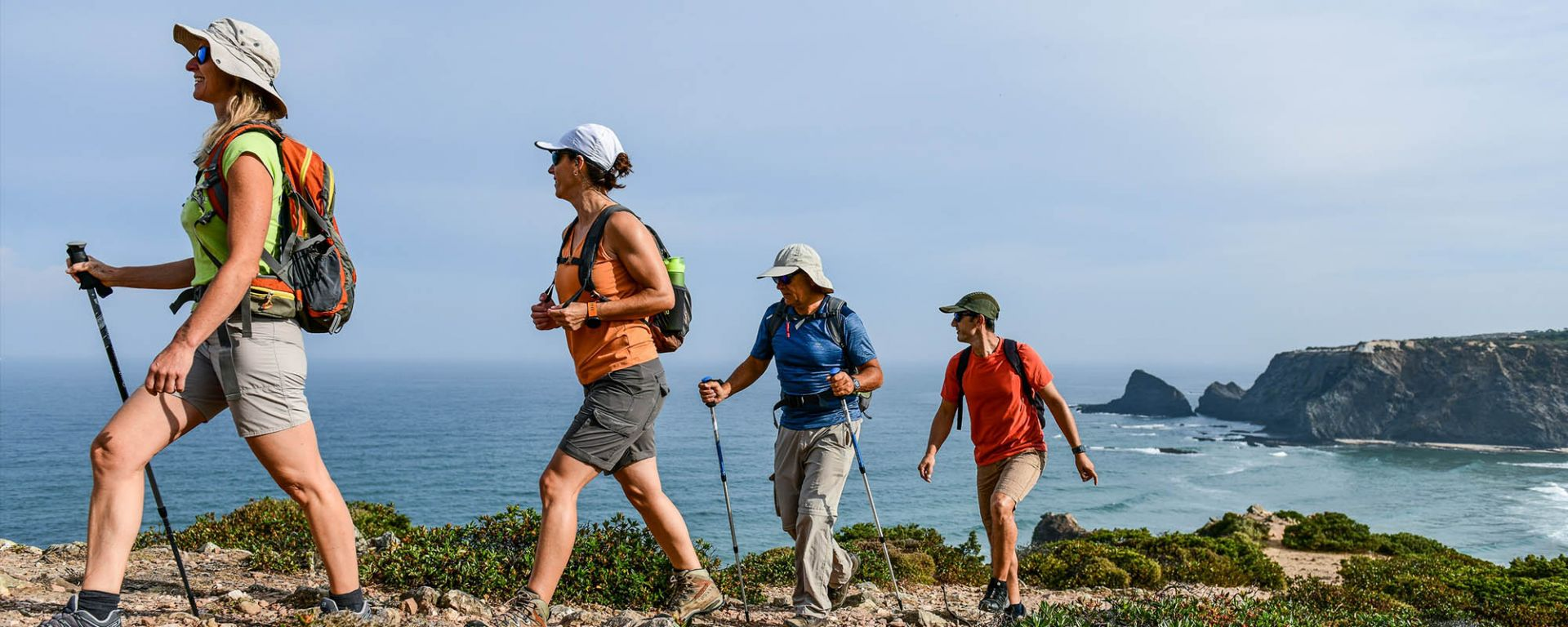 Portugal Walking Tour Southwest Coast Header