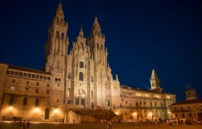 Cathedral de Santiago Uwalk