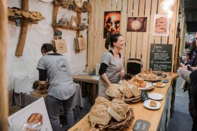 Buying Bread in Spain Uwalk Camino