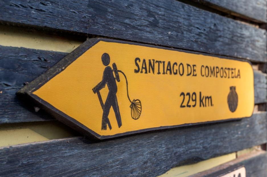 Directions on Camino Tapia de Casariego. Asturias. Spain Uwalk.ie Camino
