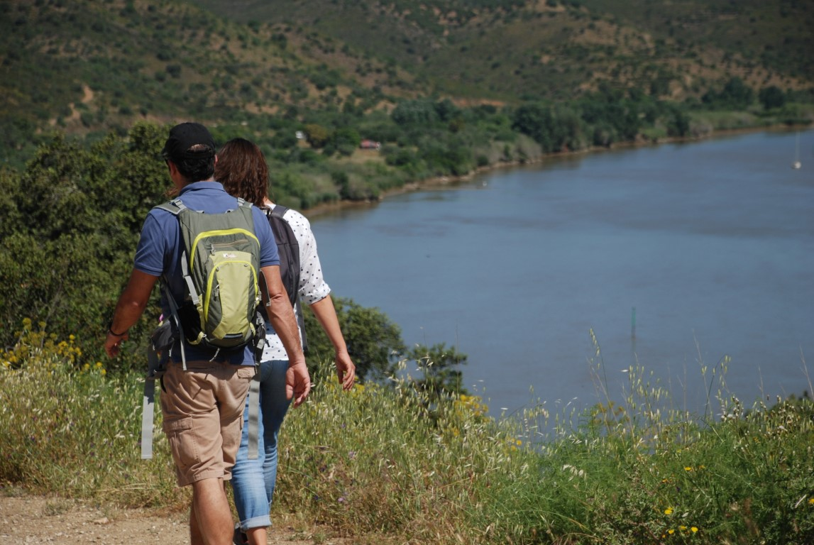 Walk Guadiana