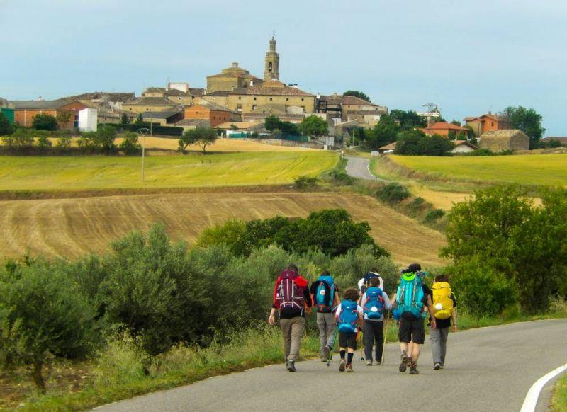 Family Rioja French Way Walking Tour Stage 2
